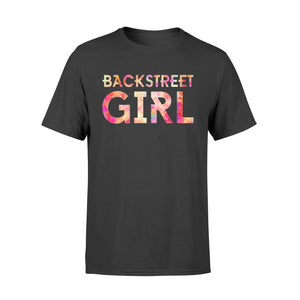 Womens Backstreet Girl 90s Music T-Shirt - Standard T-shirt