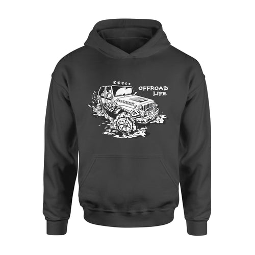Hobby gift idea Offroad Life, America Lifestyle - Standard Hoodie
