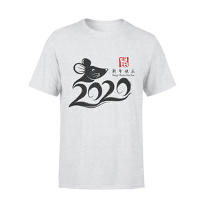 Animal Gift Idea - Chinese New Year 2020 Year Of The Rat Zodiac - Standard T-shirt