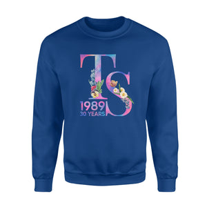 Birthday Gift Idea TS 1989 - Premium Fleece Sweatshirt