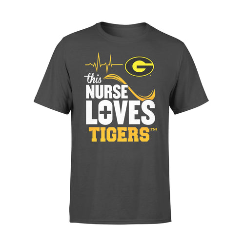 Nurse gift idea Grambling State Tigers This Nurse Lovers - Standard T-shirt