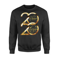 Fun Gift Idea Happy New Golden Year 2020 - Standard Fleece Sweatshirt