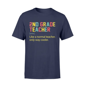 Back To School second 2nd Grade Team Definition T-Shirt - Standard T-shirt