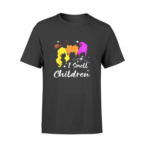 Halloween Gift Idea I Smell T-Shirt Kids Children Funny Costume Witches - Standard T-shirt