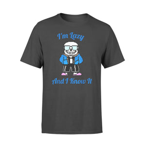 Christmas gift idea Sans Skeleton Cool Pixel Art - Standard T-shirt