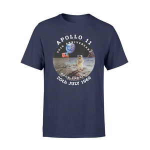 Apollo 11 50th Anniversary Moon Landing 1969 2019 T-Shirt - Standard T-shirt
