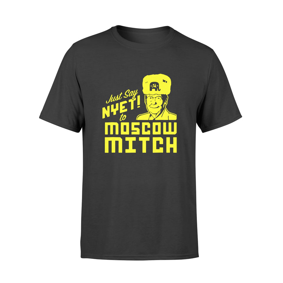 Just Say Nyet To Moscow Mitch Shirt - Moscow Mitch - Standard T-shirt