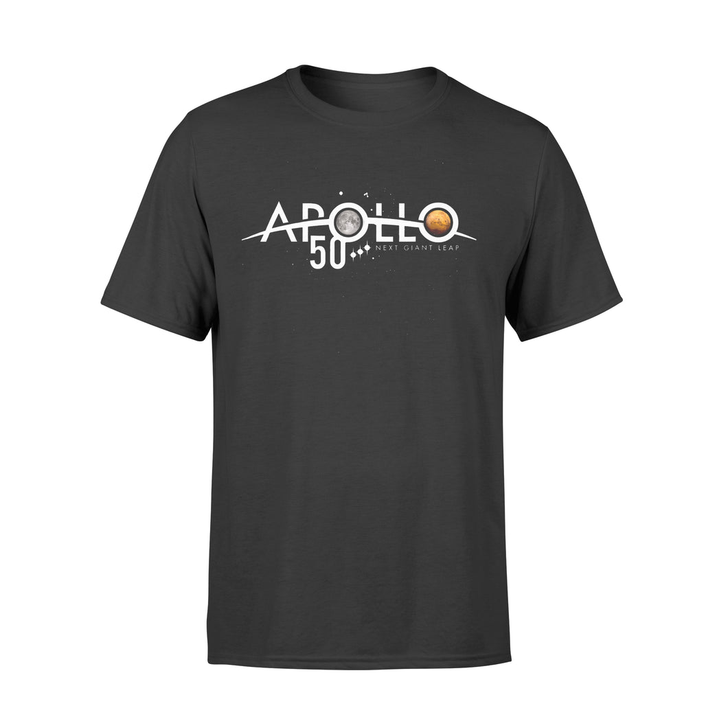 Apollo 11 50th Anniversary Moon Landing 1969 2019 T Shirt - Standard T-shirt