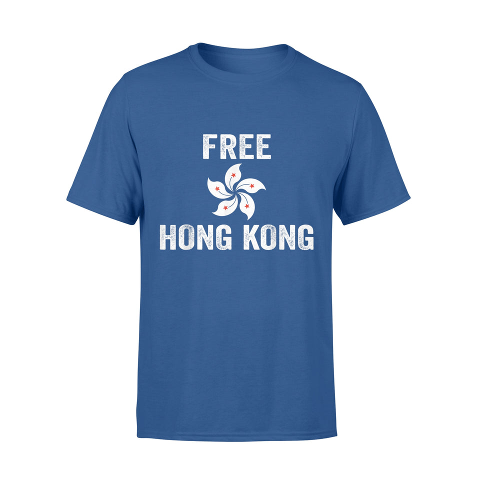 Support Free Hong Kong Democracy Protest - Standard T-shirt
