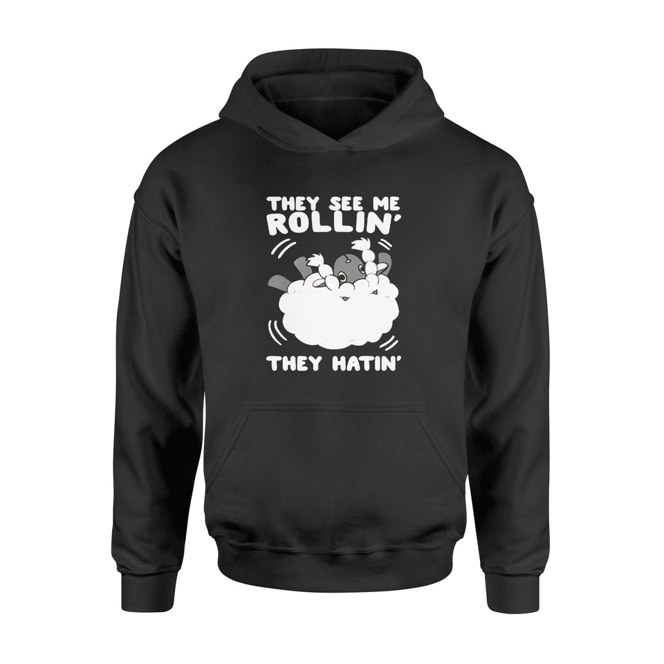 They See Me Rollin They Hatin - Wooloo - Standard Hoodie