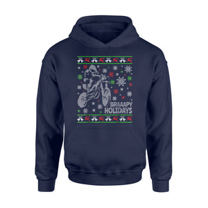 Christmas Gift Idea - Dirt Bike Motocross - Standard Hoodie