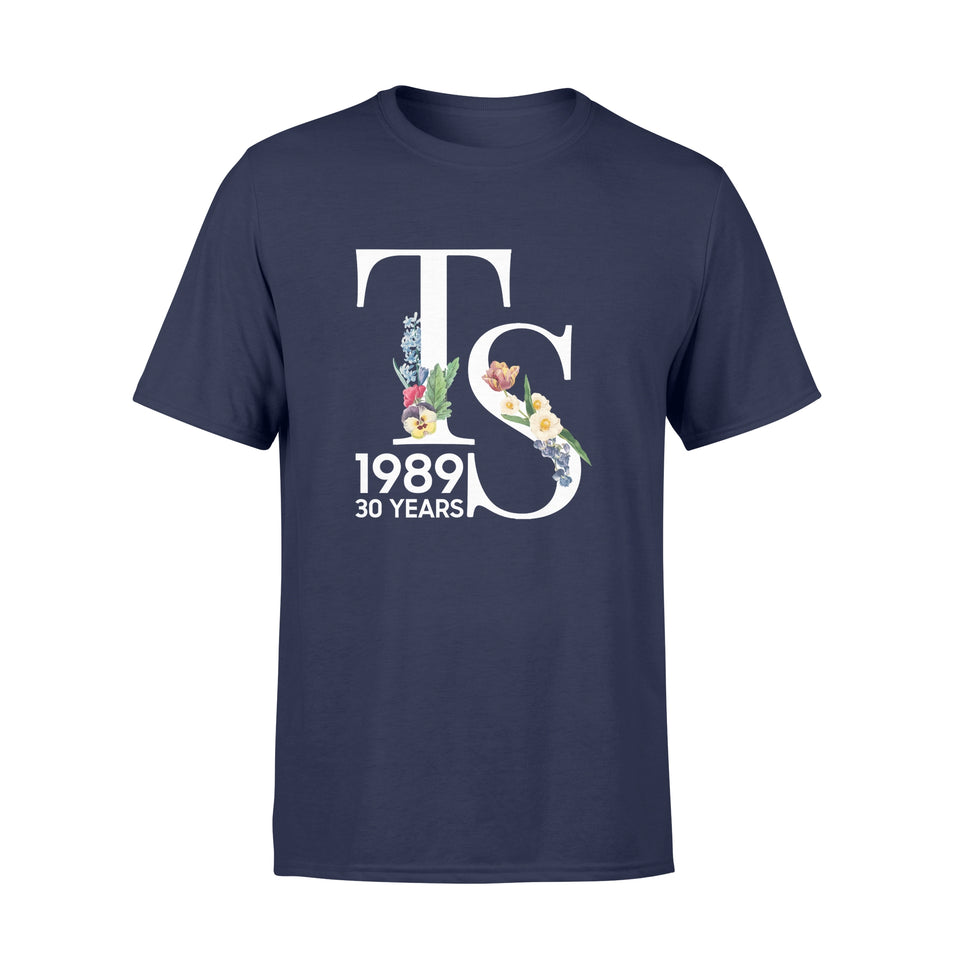 Birthday Gift Idea TS 1989 Flower - Comfort T-shirt