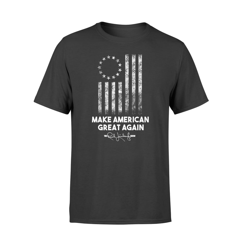 Rush Betsy Ross Make American Great Again T-Shirts - Standard T-shirt