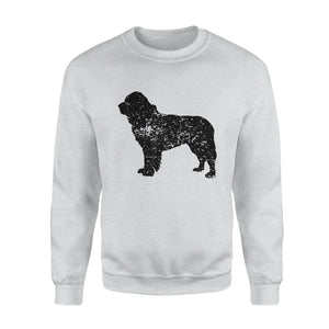 Dog gift idea Shadow - Standard Fleece Sweatshirt