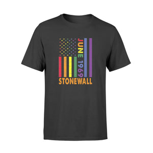 June 1969 50th Nyc Gay Pride Lgbtq Rights - Standard T-shirt