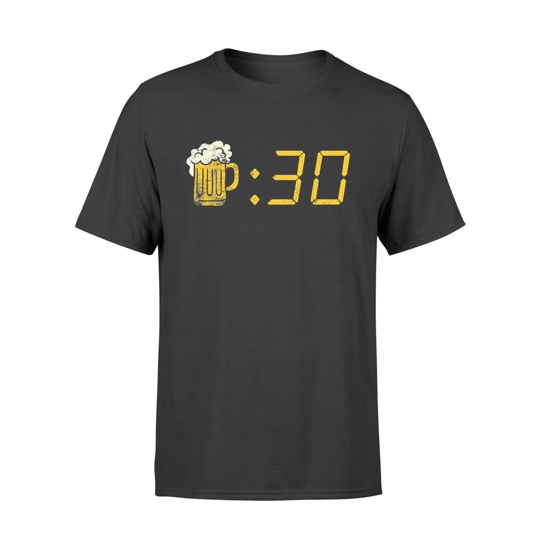 Beer Thirty T-shirt Funny Drinking Or Getting Drunk Shirt - Standard T-shirt
