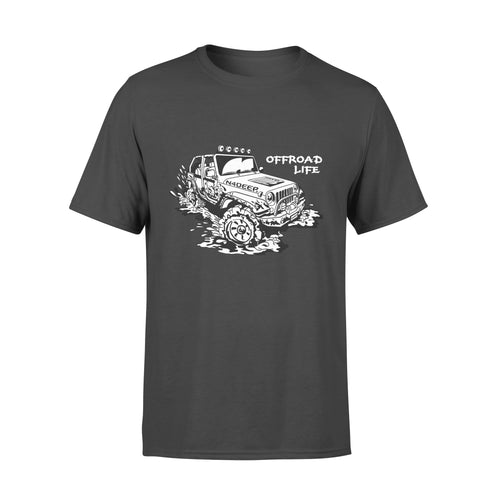 Hobby gift idea Offroad Life, America Lifestyle - Standard T-shirt