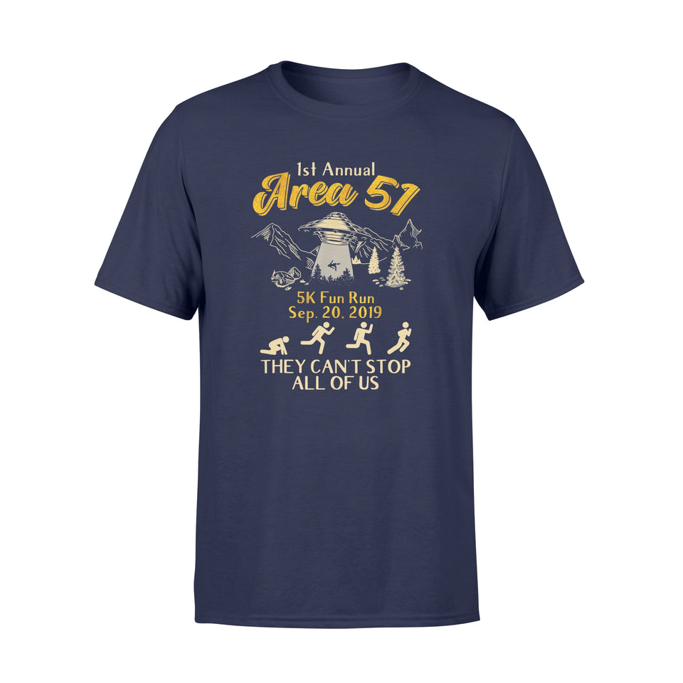 Storm Area 51 - They Can't Stop All Of Us 3 - Standard T-shirt