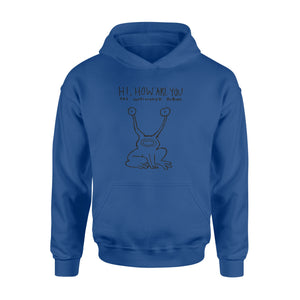 Friends Gift Idea Daniel_ Hi How Are You Johnson - Standard Hoodie