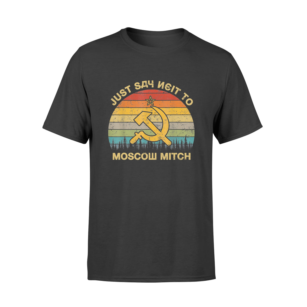 Just Say Neit To Moscow Mitch Vintage - Premium T-shirt