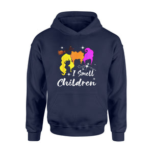 Halloween Gift Idea I Smell T-Shirt Kids Children Funny Costume Witches - Standard Hoodie