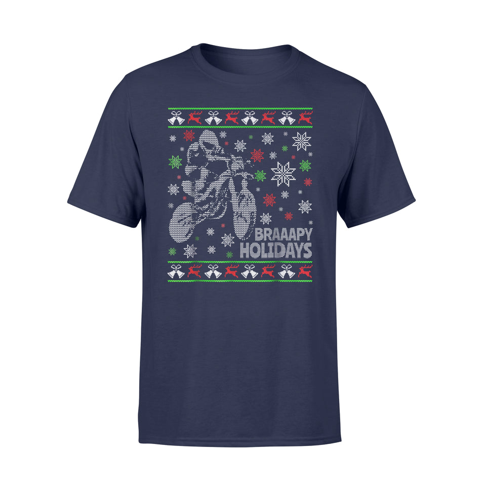 Christmas gift idea Dirt Bike Motocross T-Shirt - Standard T-shirt