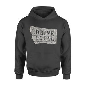 Hobby gift idea Drink Local Craft Beer - Standard Hoodie