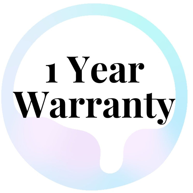 1 Year Warranty - Sweat and Glow Sauna