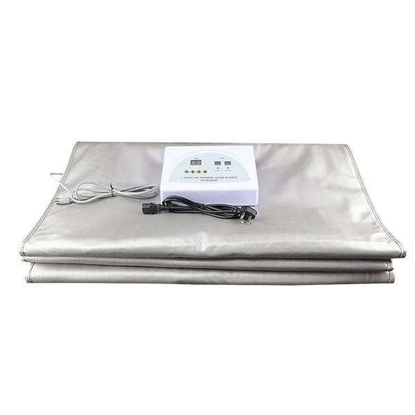 Infrared Sauna Blanket - Sweat and Glow Sauna