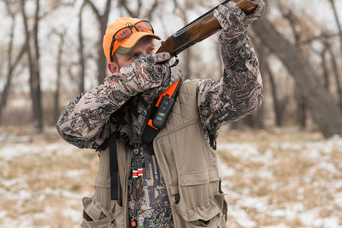 Upland Shotgun Sling | Slip on Shotgun Sling
