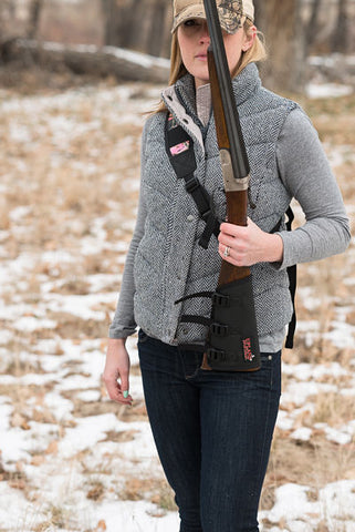 Women Hunting Gear - Hunting Shotgun Sling