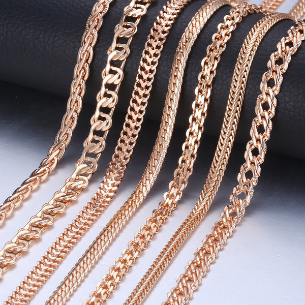 Link Chains Necklace - jewelryboutique