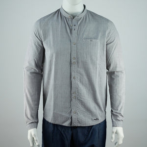 90ies Punk Shirt - Lipsia Grey