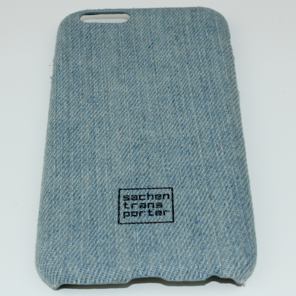 SKINNY JEANS - aus PremiumDenim - light blue - für iPhone 6 / 6S