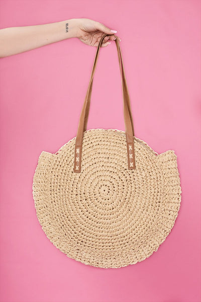 Jacelyn Bag - Light Brown