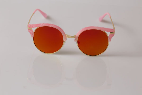 Marble Pink - Sunnies