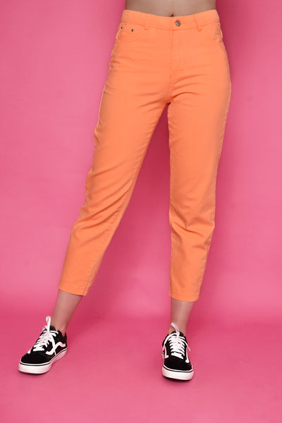 New York Lumo Jeans - Orange