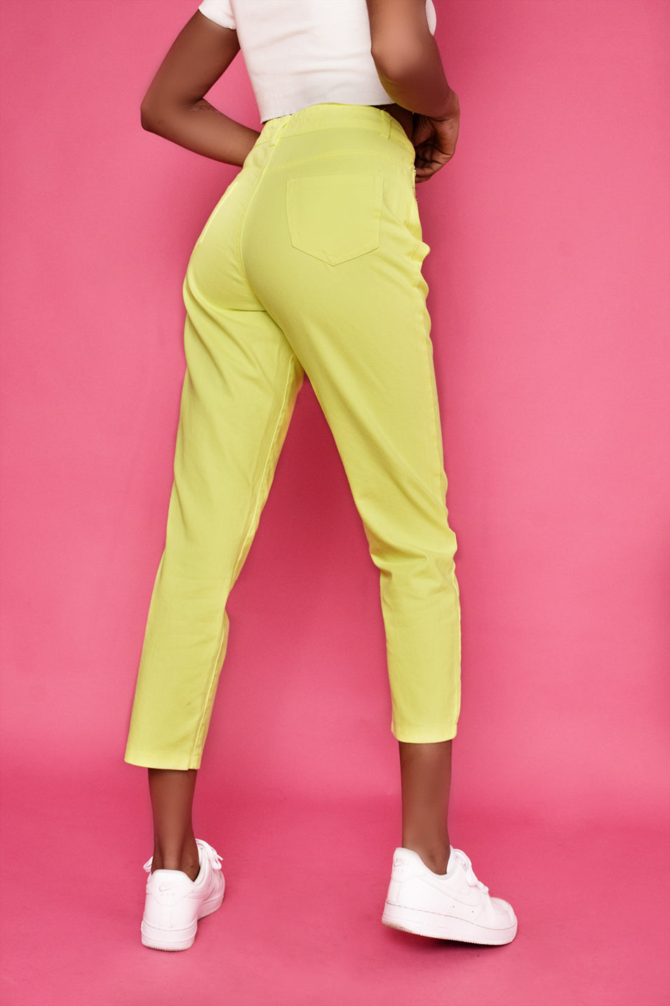 Load image into Gallery viewer, New York Lumo Jeans - Yellow