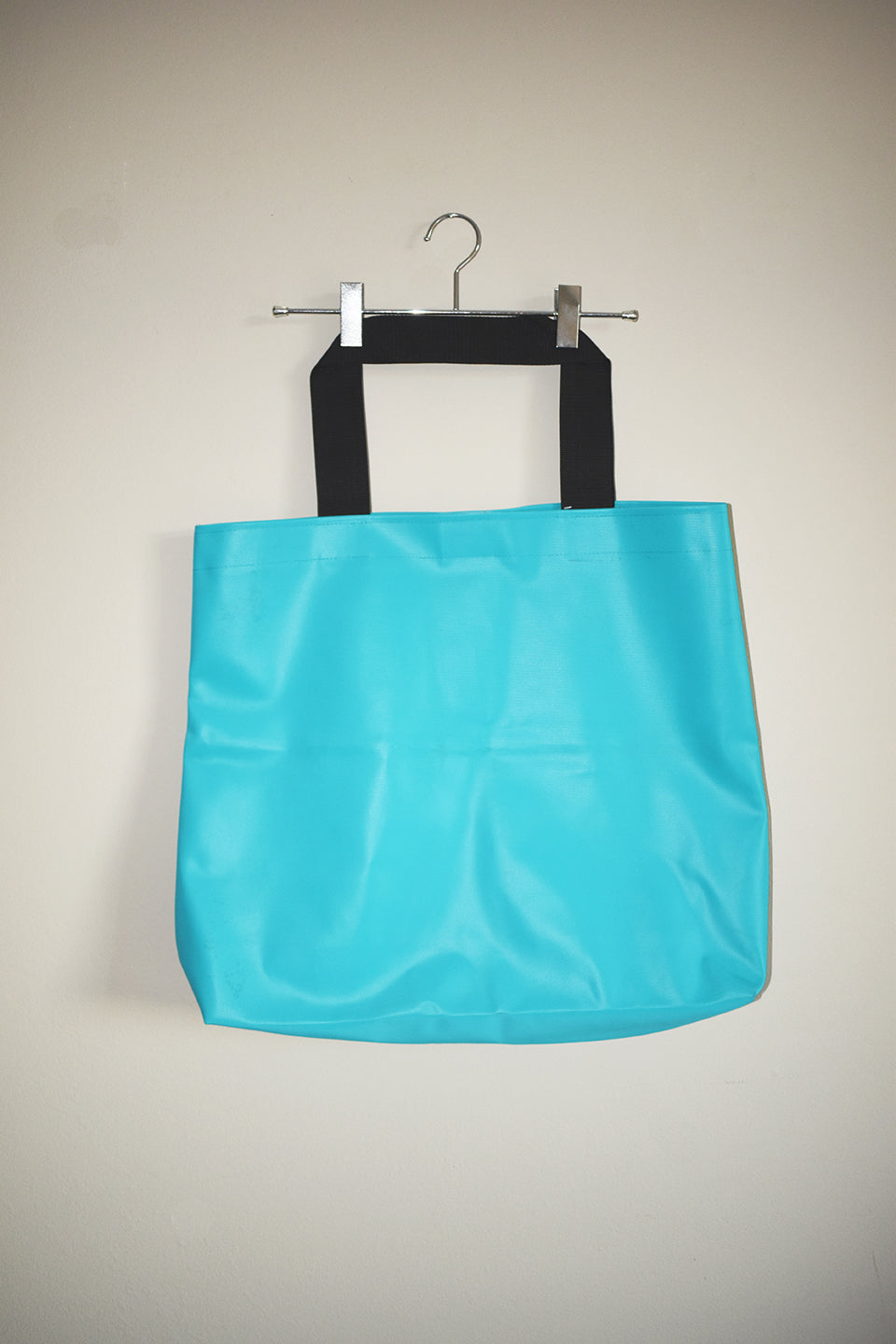 Load image into Gallery viewer, Jumbo Rubber Bag - Turquoise