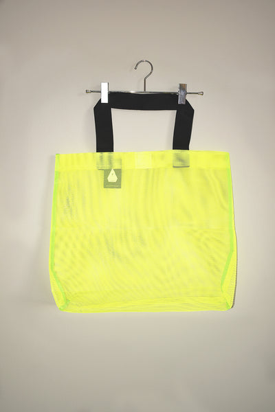 Jumbo Net Bag - Lumo Yellow