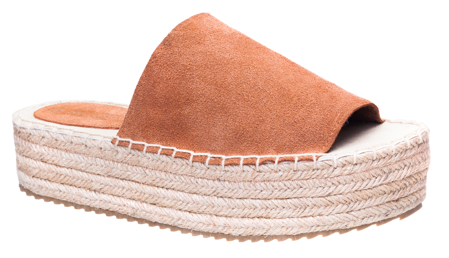 Load image into Gallery viewer, LURE GENUINE SUEDE ESPADRILLE - CAMEL