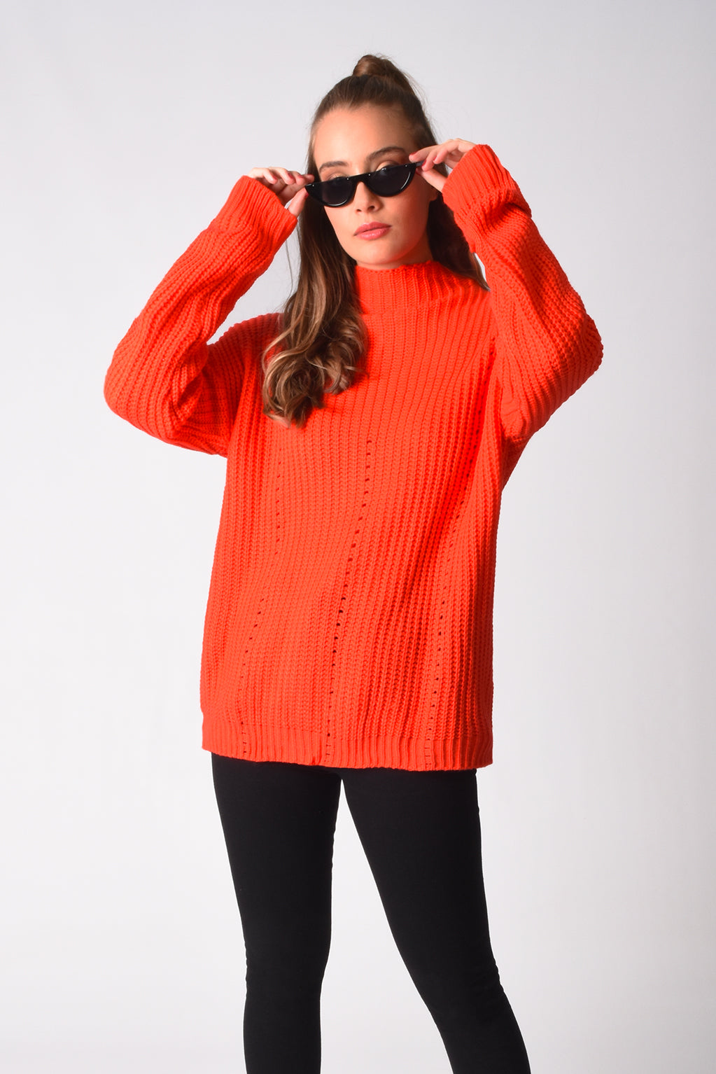 Load image into Gallery viewer, Blaze Knitted Sweater
