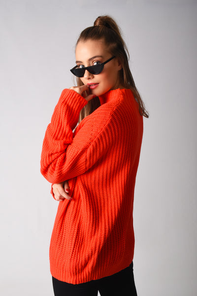 Blaze Knitted Sweater