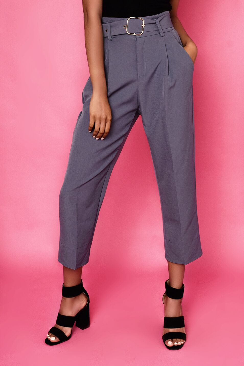 Load image into Gallery viewer, Sintra Suit Pants - Lavender
