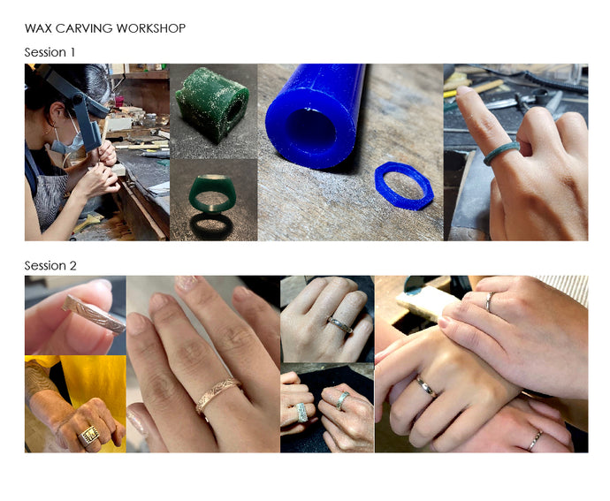 Wax Carving Workshop