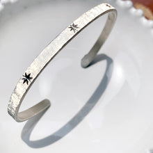Load image into Gallery viewer, Stars Hand Engraved Bracelets
