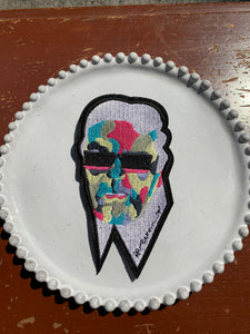 Lagerfeld's Patch