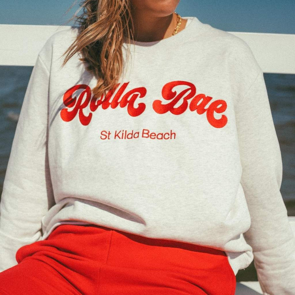 Oversized Rolla Bae Sweater