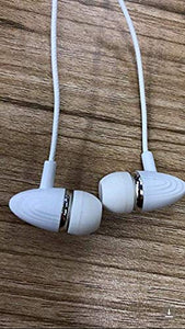 WeMake WM-16 Universal White Headphone - Premium Quality