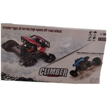 Load image into Gallery viewer, Crawler High Speed Off-Road Vehicle | Climber Cross Country | Dual Type Wheels Snow and Rubber | Rechargeable | Assorted Colors | Heavy Duty9Multicolor)